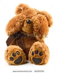 דובי מתבייש