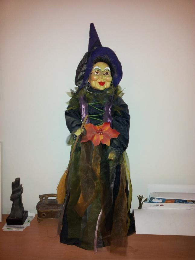 מכשפה ראשית